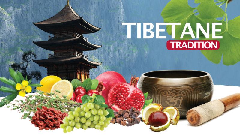 5fruits et legume tibetane