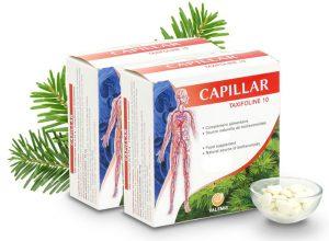 taxifoline micro circulation sanguine capillar
