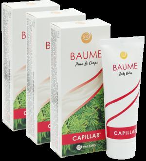 offre 3 baumes Capillar