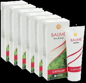 offre 6 baumes Capillar