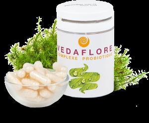 boite de vedaflore complexe probiotique
