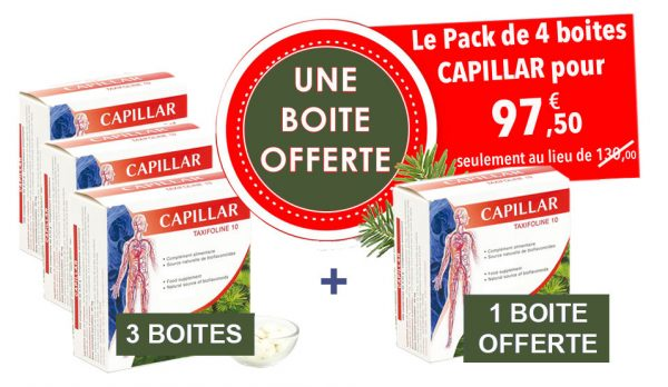 Offre capillar taxifoline