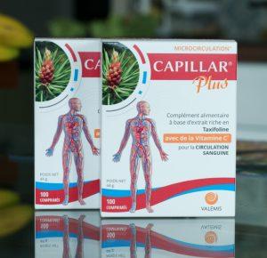 Capillar plus dihydroquercetine perforemance