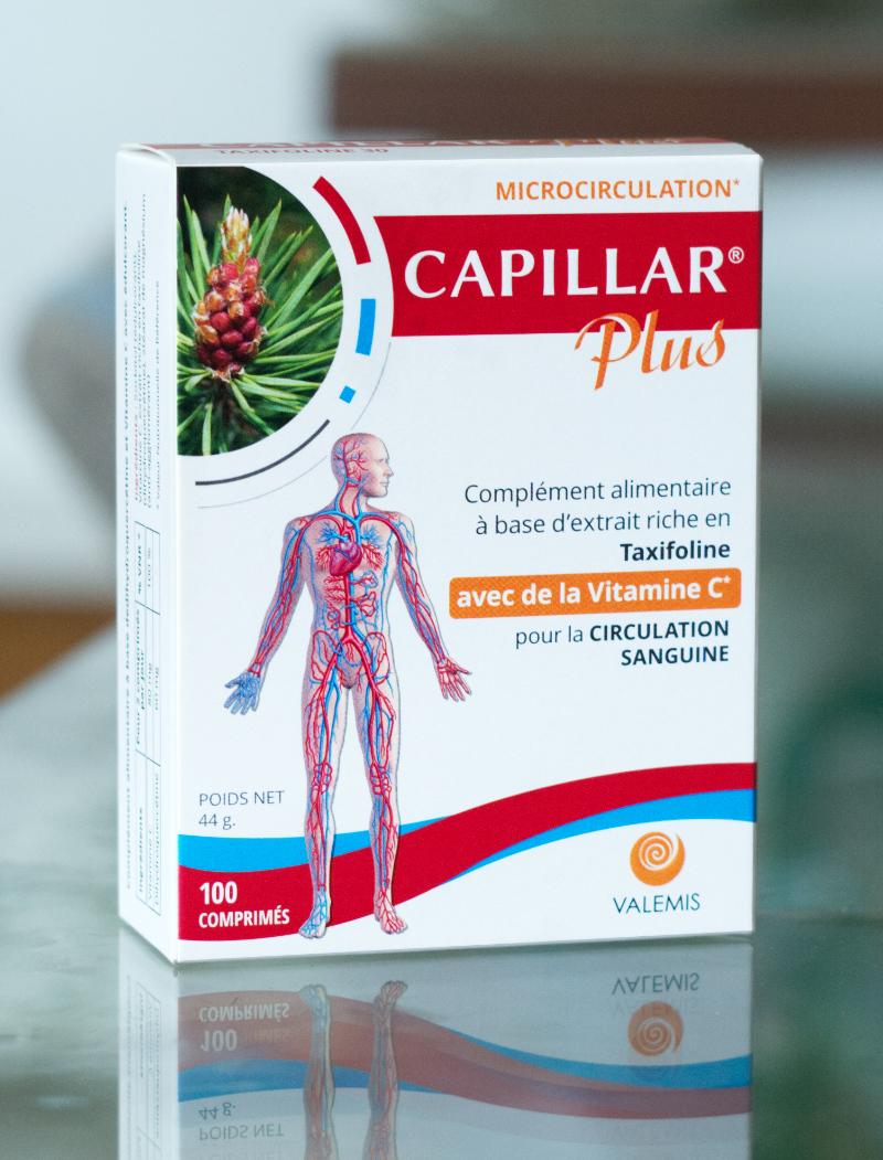 Capillar plus vitamine C Valemis